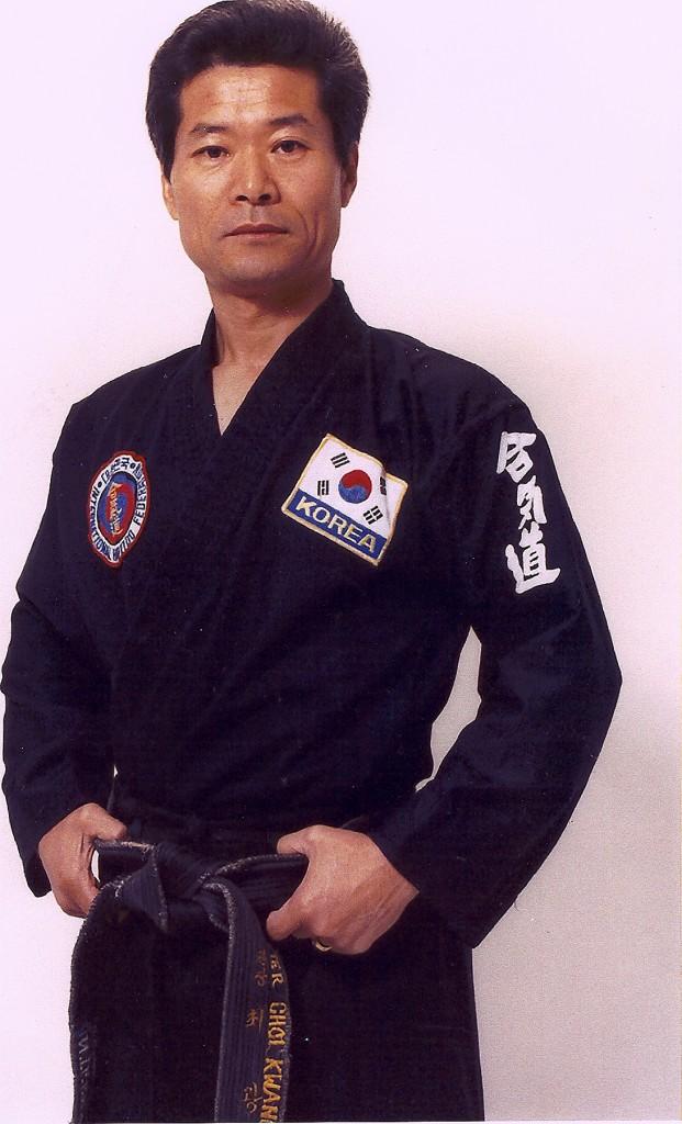 Grand Master Kwang Suk Choi